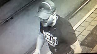 Elfogták a villamosmegállóban késelő férfit