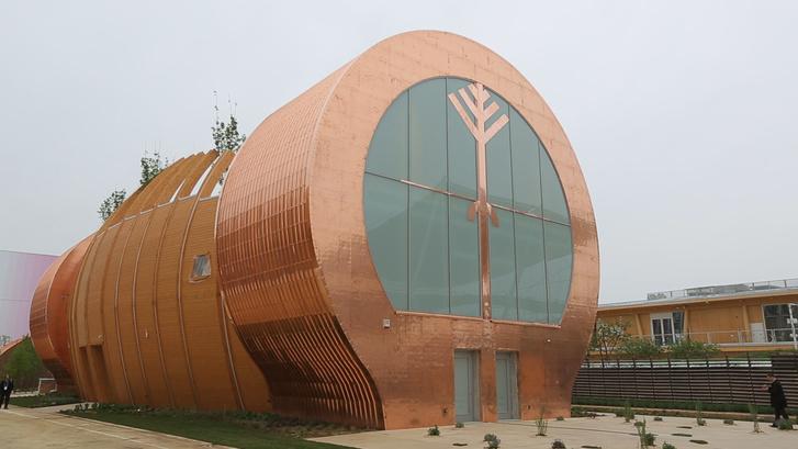 A magyar pavilon