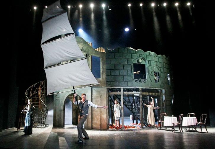 Szindbád - Nemzeti Színház