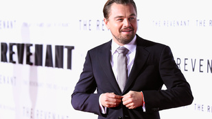 Leonardo DiCaprio szakított a nőjével