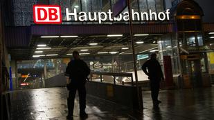 Két müncheni pályaudvarnál is robbantani akart az Iszlám Állam