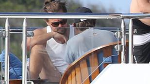 Leonardo DiCaprio csak egy laza jachtos partit adott