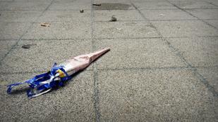 Szomorú képek: a nyolcker a buli másnapján