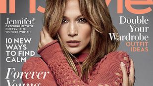 Jennifer Lopez összevissza verte magát öltözködés közben