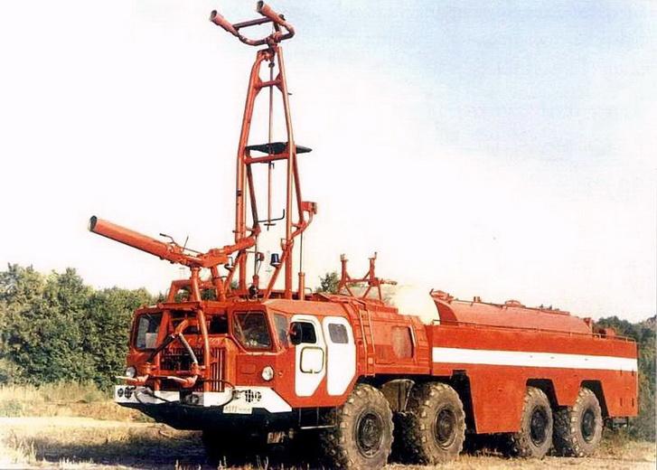 MAZ AA-60-160 tornyos változata