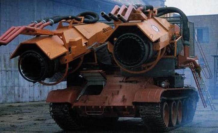 A Nagy Szél immár a VT-55-ös alvázon