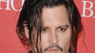 Lenne néhány kérdésünk Johnny Depp fodrászához