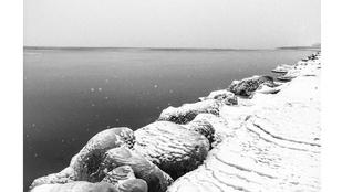 Ne fotózza a havat, úgyse lesznek olyan jó képei, mint Éder Krisztiánnak