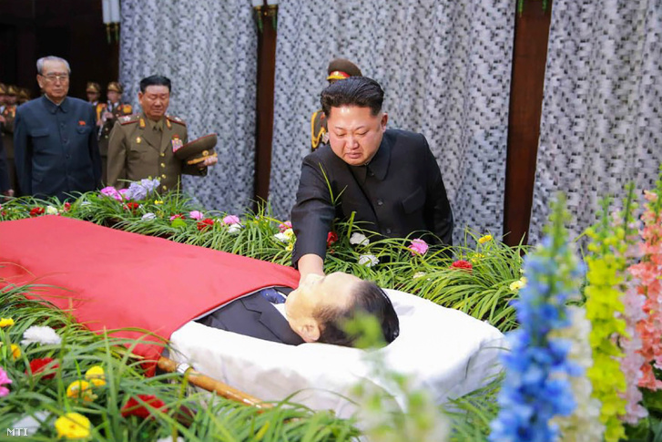 Kim Janggon temetése december 31-én