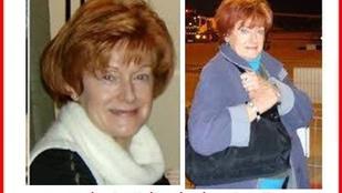 Búcsúlevelet hagyott, eltűnt egy 72 éves nő Budapestről