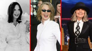 25 remek fotó a most 70 éves Diane Keatonról