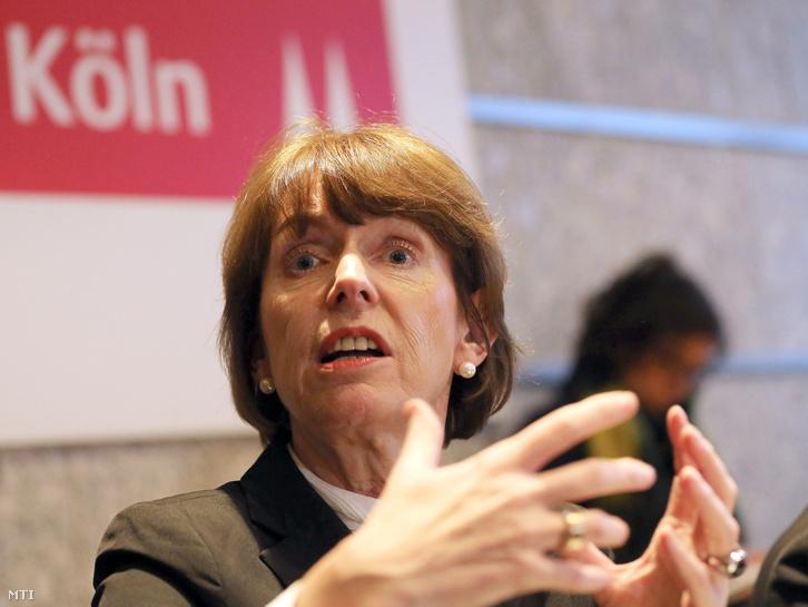 Henriette Reker, Köln polgármestere