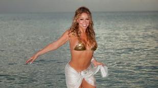 Fotoshoptól vagy diétától fogyott le Mariah Carey?