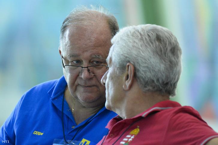 Turi György és Kiss László