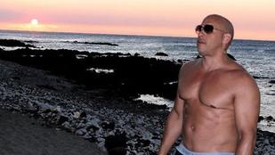 Örvendjük, Vin Diesel újra formában!