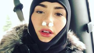 Demi Lovato tamponokkal forradalmasította a megfázás elleni küzdelmet