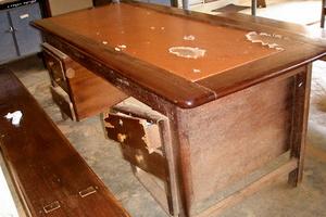 Recepciós-asztal