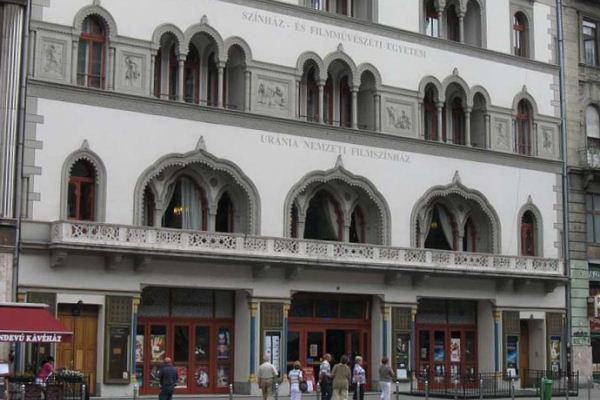Színház- és Filmművészeti Egyetem - Uránia Nemzeti Filmszínház