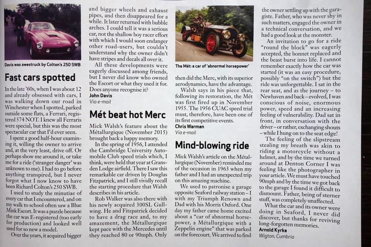 A Mét beat hot Merc és a Mind-blowing ride mindkettő a Métallurgique-ről szól