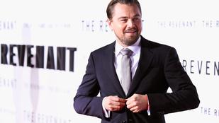 Leonardo DiCaprio kétszer is majdnem meghalt
