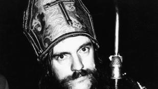 Vagy Jézus vagy Lemmy jelent meg egy ultrahang felvételen