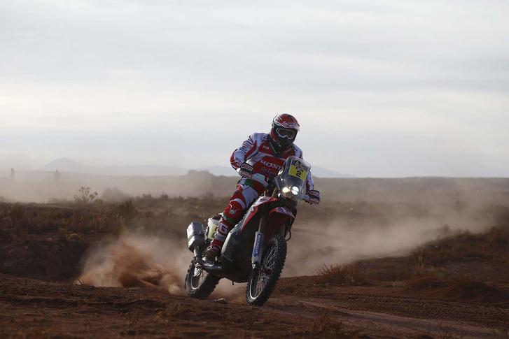 Paolo Goncalves (Honda)