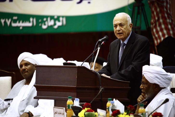 Nabíl al-Arabi