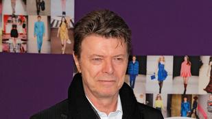 Döbbenet! Meghalt David Bowie