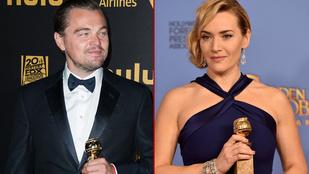 Ha Kate Winslet és Leonardo DiCaprio egy helyen vannak, abból Titanic lesz