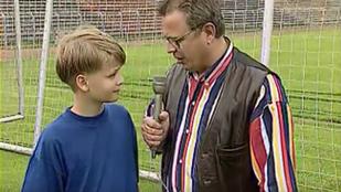 Puskás Peti álmát Nemcsák Károly teljesítette 1997-ben