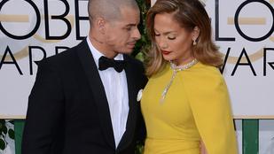 Jennifer Lopez a fiúja hatására eltakarta a melleit