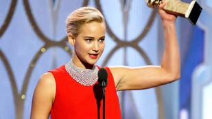 Szomorú, de Jennifer Lawrence bunkó volt
