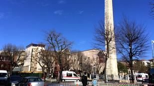 Három oroszt vettek őrizetbe az isztambuli merénylet miatt