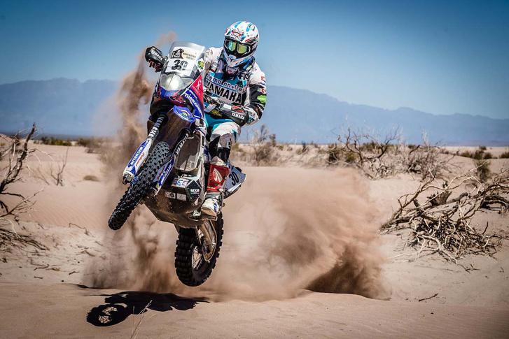 Xavier De Soultrait (FRA)Yamaha