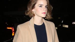 Emma Watson 13 milliárdért végigrettegte a tinikorát