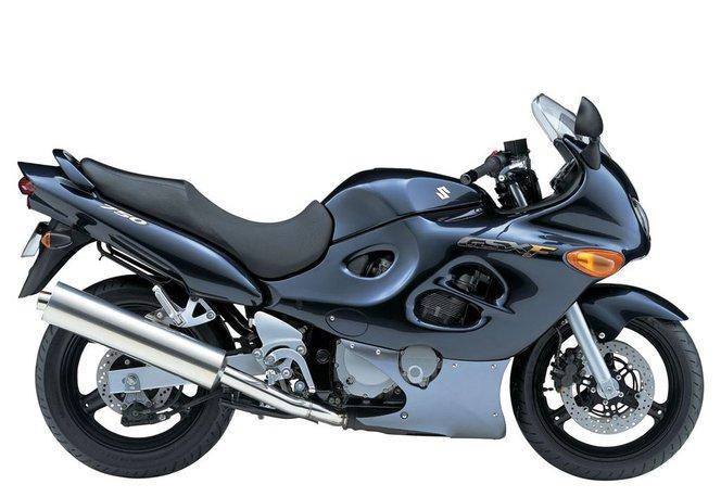 Suzuki GSX-F750 (2002)