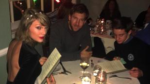 Becsatlakozott egy rajongó Taylor Swifték randijába