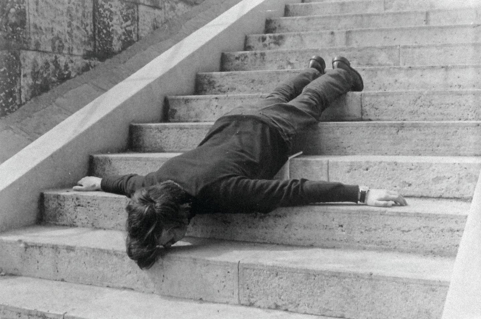 Felveszem a lépcsők formáját 1971