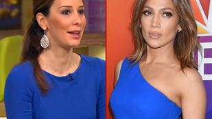 Demcsák Zsuzsa és Jennifer Lopez összeöltöztek