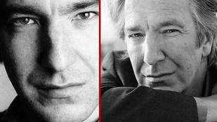 Alan Rickman melyik arcát szerette legjobban?