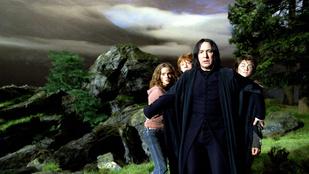 Harry Pottert is megviselte Alan Rickman halála