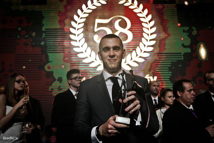 Cseh László 10 év után lett világbajnok, és 10 év után lett az év legjobbja