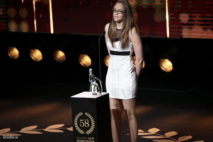 Gyurkó Alexandra az év parasportolónője