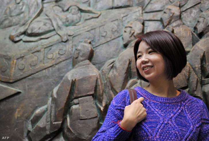 Lin Li-csan, a pénzen vett feleségből lett aktivista