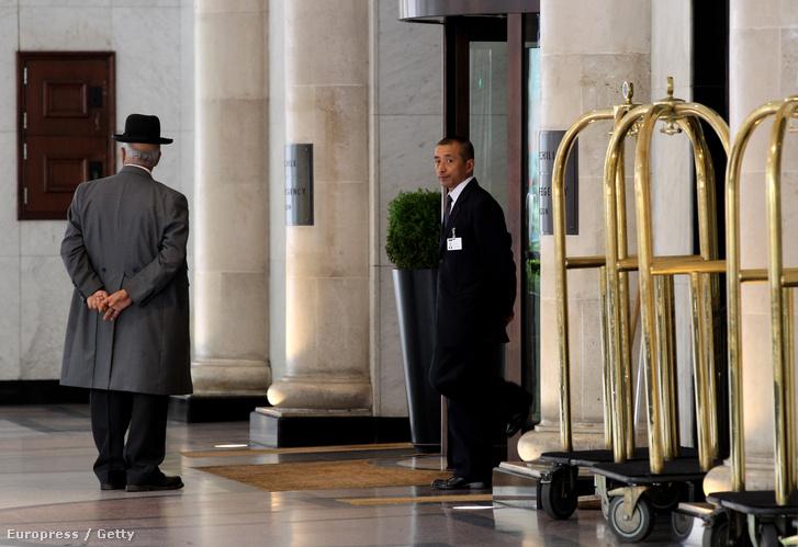 Hyatt Regency London (The Churchill) is érintve volt a malwere-támadásban