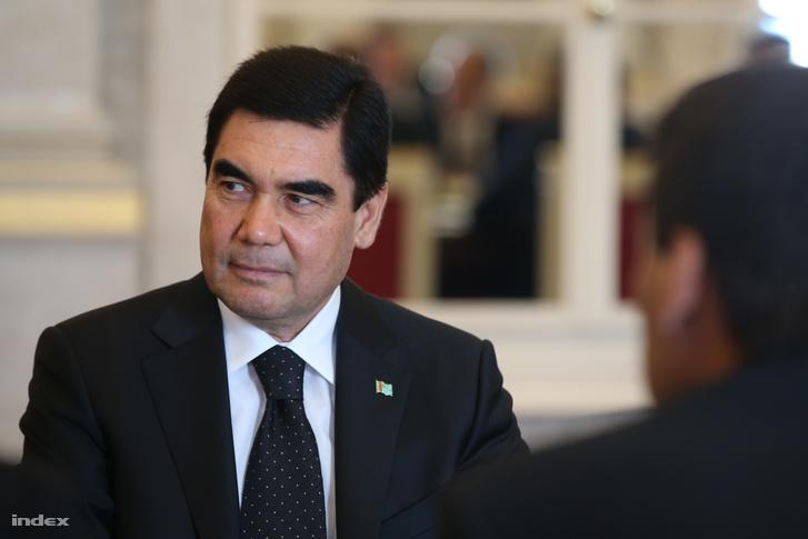Gurbangulj Berdimuhamedov