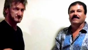 Sean Penn és a drogbáró szappanoperája egyre tökéletesebb
