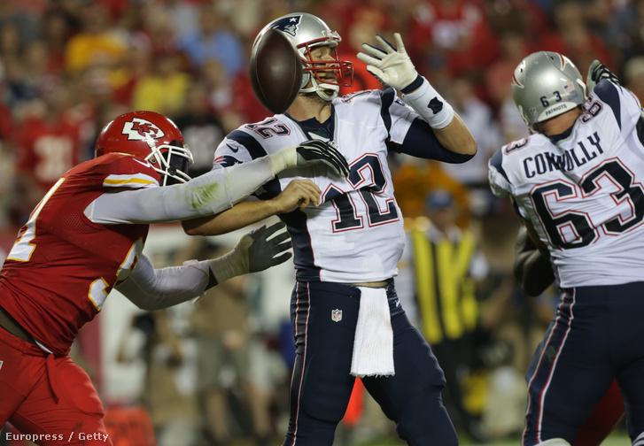 Brady védelme mindennél fontosabb lehet a Patriotsnak