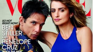 Vigyázat, Kék Acél a Vogue címlapján!