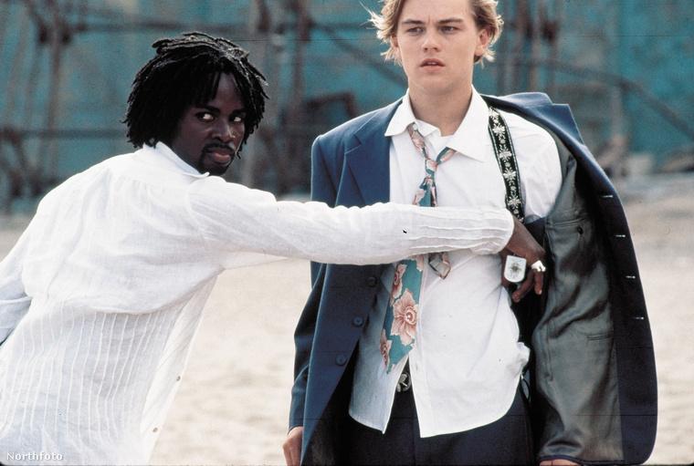 Harold Perrineau ha meleg lett volna, 1996-ban nyilván ő is szerelmes lett volna Leonardo DiCaprióba
